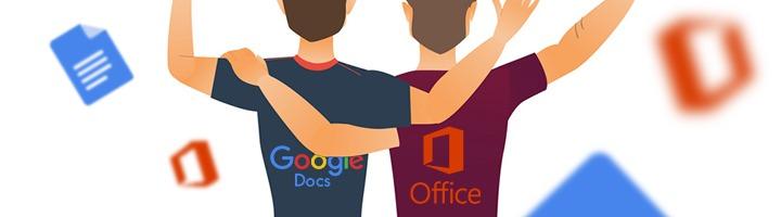 Возможна ли дружба между Google Docs и MS Office?