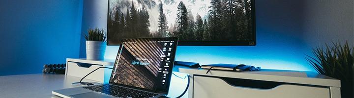Как подключить монитор к ноутбуку?
