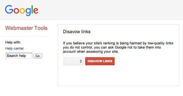 Удаление ссылок в Google Webmaster Tools