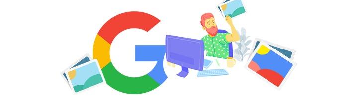 Google модернизирует раздел поиска по картинкам