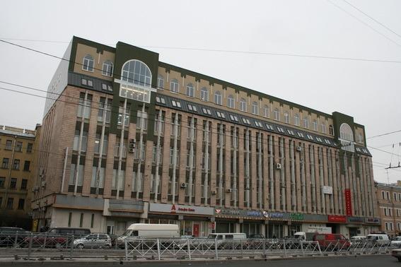 БЦ «Лиговка» в Санкт-Петербурге