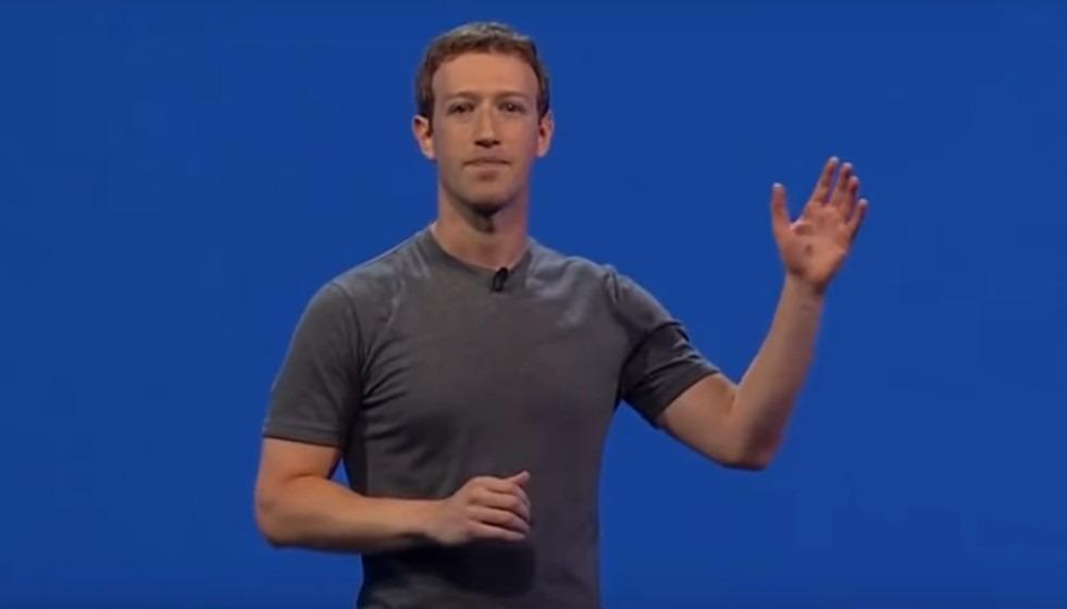 Марк Цукерберг – конференция F8