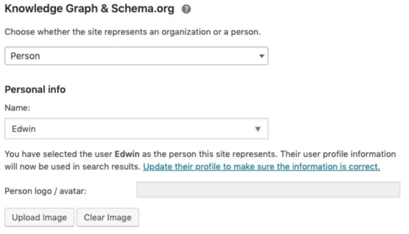 Добавление изображения в разметку Schema.org