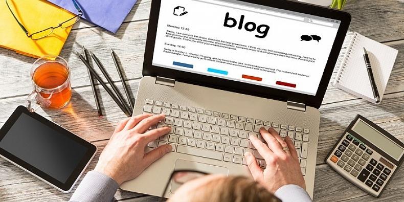 Ведение корпоративного блога на сайте