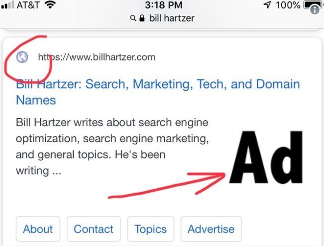 Принудительная замена фавикона в Google