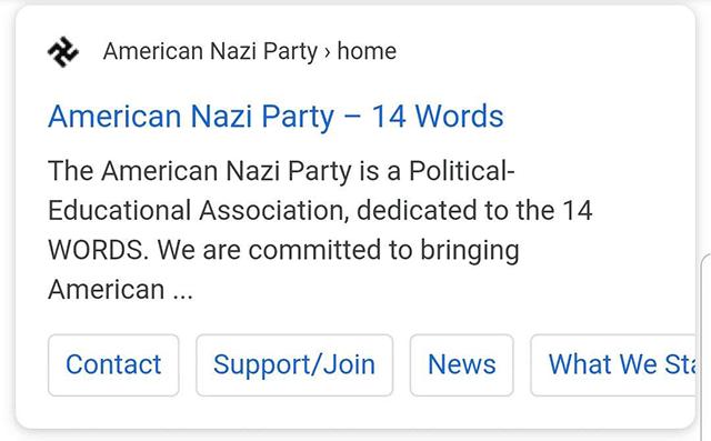 Вариант неприемлемого символа в фавиконе Google