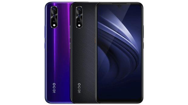 Игровой смартфон Vivo iQOO Neo