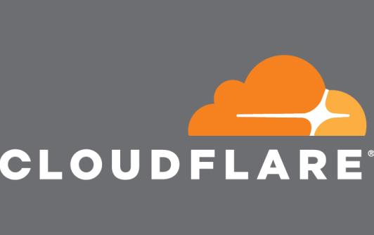 Сервис Cloudflare – лого