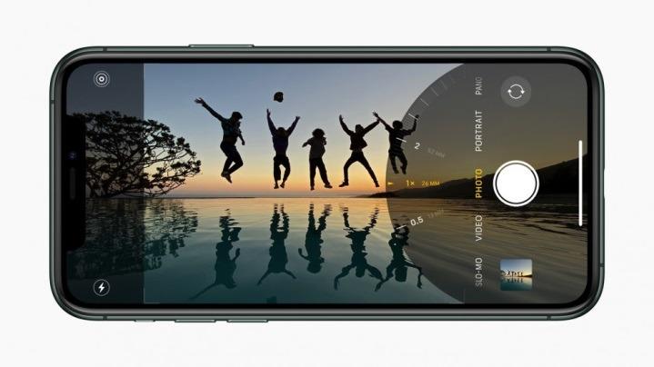 Удобная камера iPhone 11 Pro