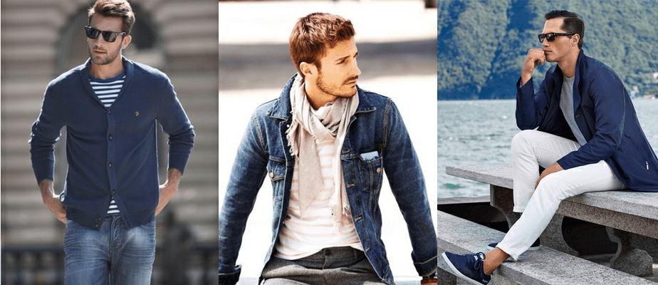 Продвижение магазина мужской одежды