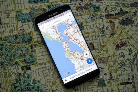 правки Google Карты
