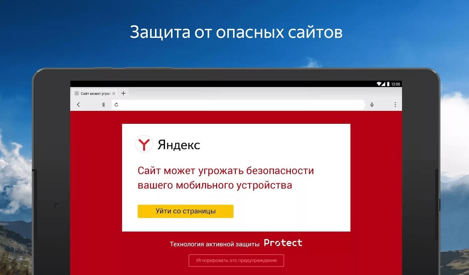 Яндекс Ptotect